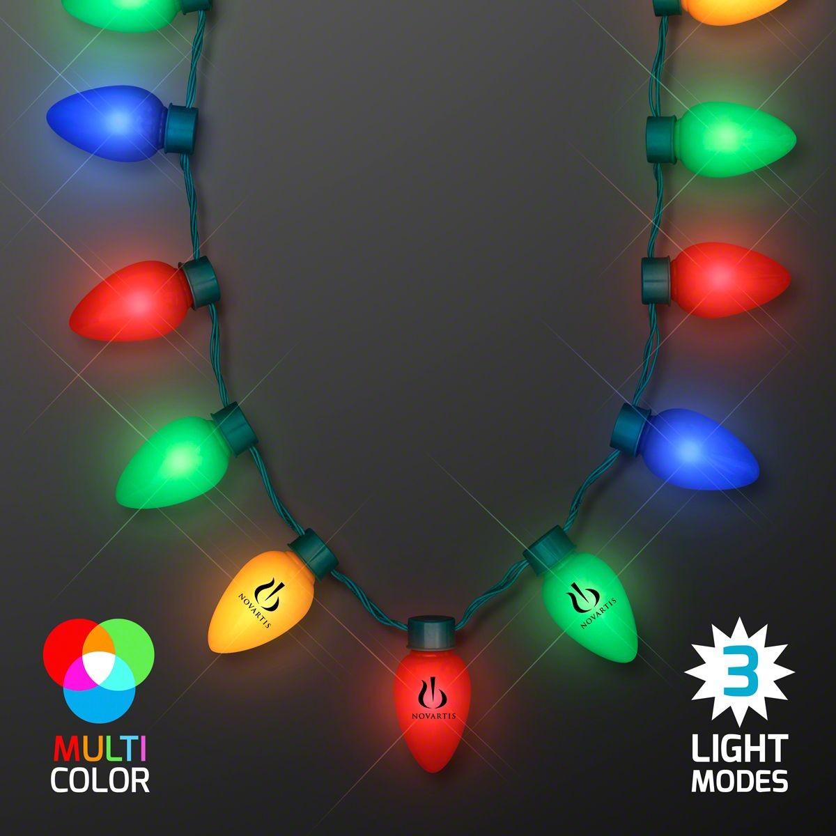 Lightbulb Necklace
