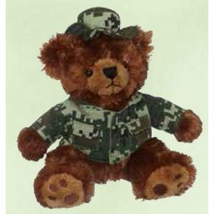 Bears at Work� Military Bear (11