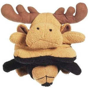 Peek A-Boo Pals� Black Bear/Moose Stuffed Animal